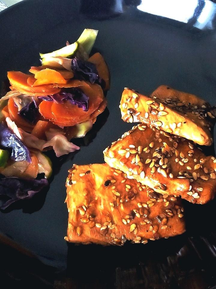 saumon asiatique