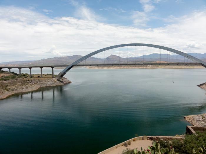 Barrage Theodore Roosevelt Dam