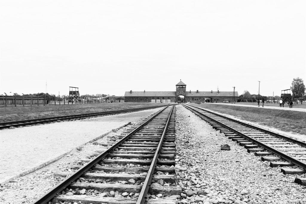Entrée Birkenau