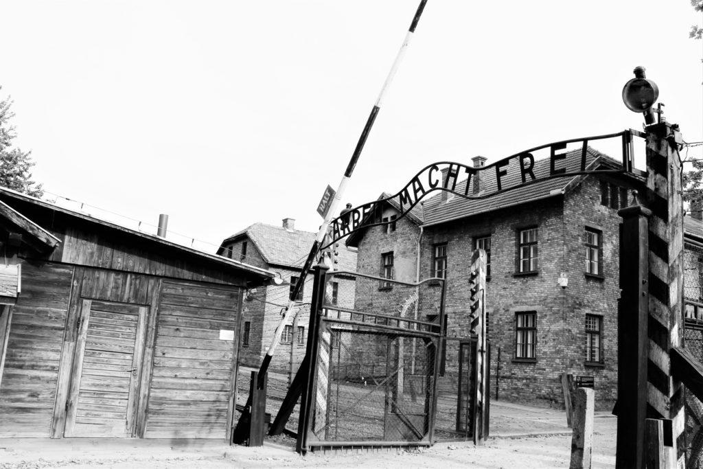 Auschwitz birkenau journ e eprouvante mais n cessaire for Auschwitz chambre a gaz