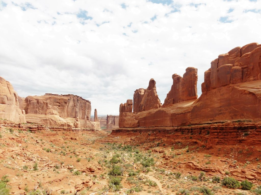 Arches Park Avenue Viewpoint