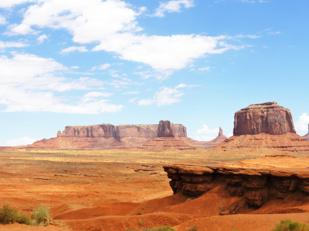 John Ford Viewpoint Monument Valley