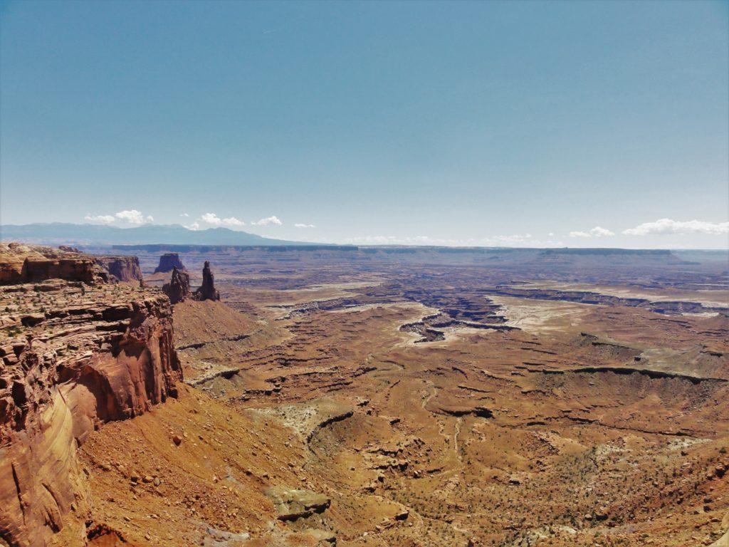 Vue de Mesa Arch