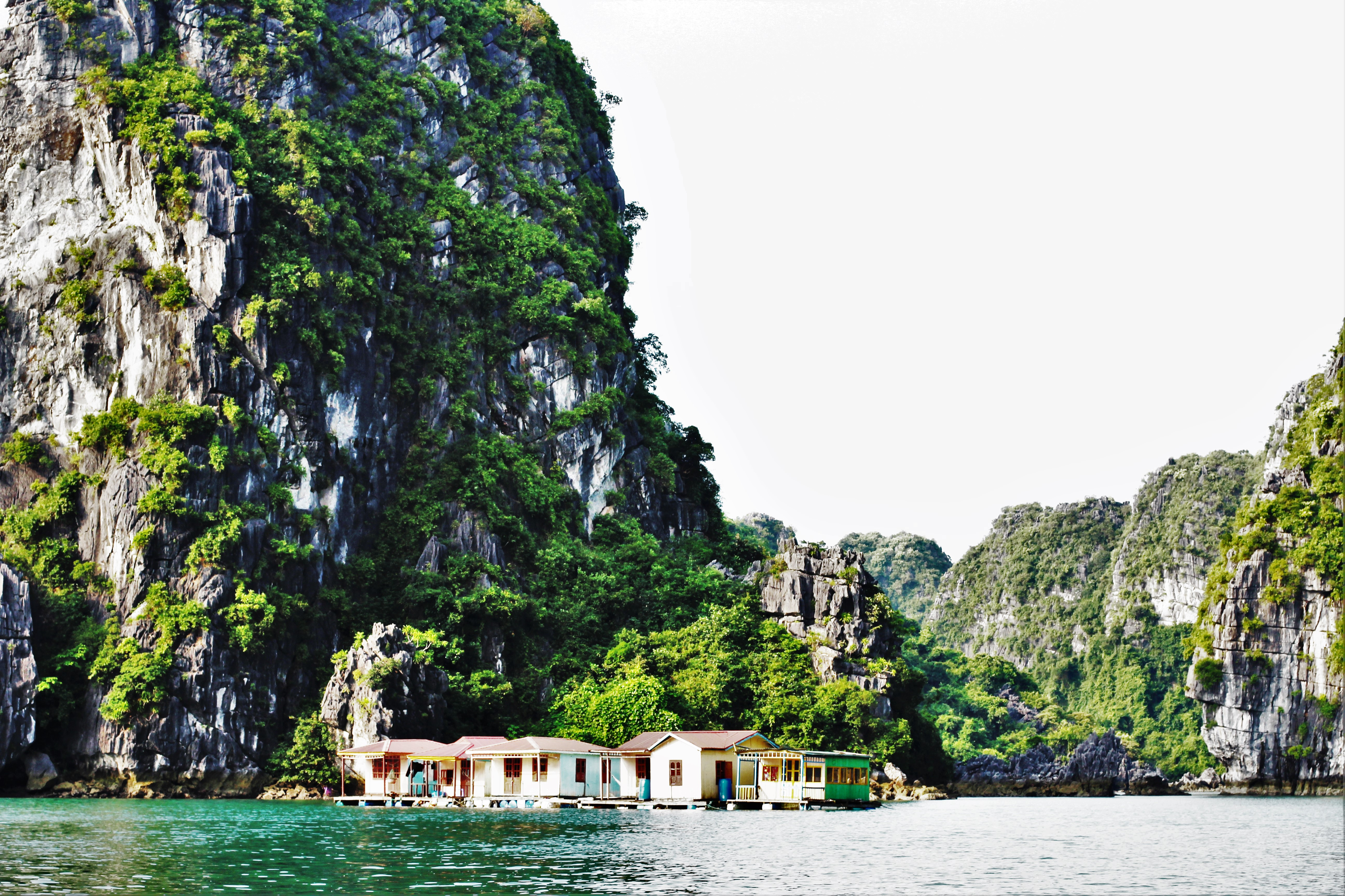 village baie halong