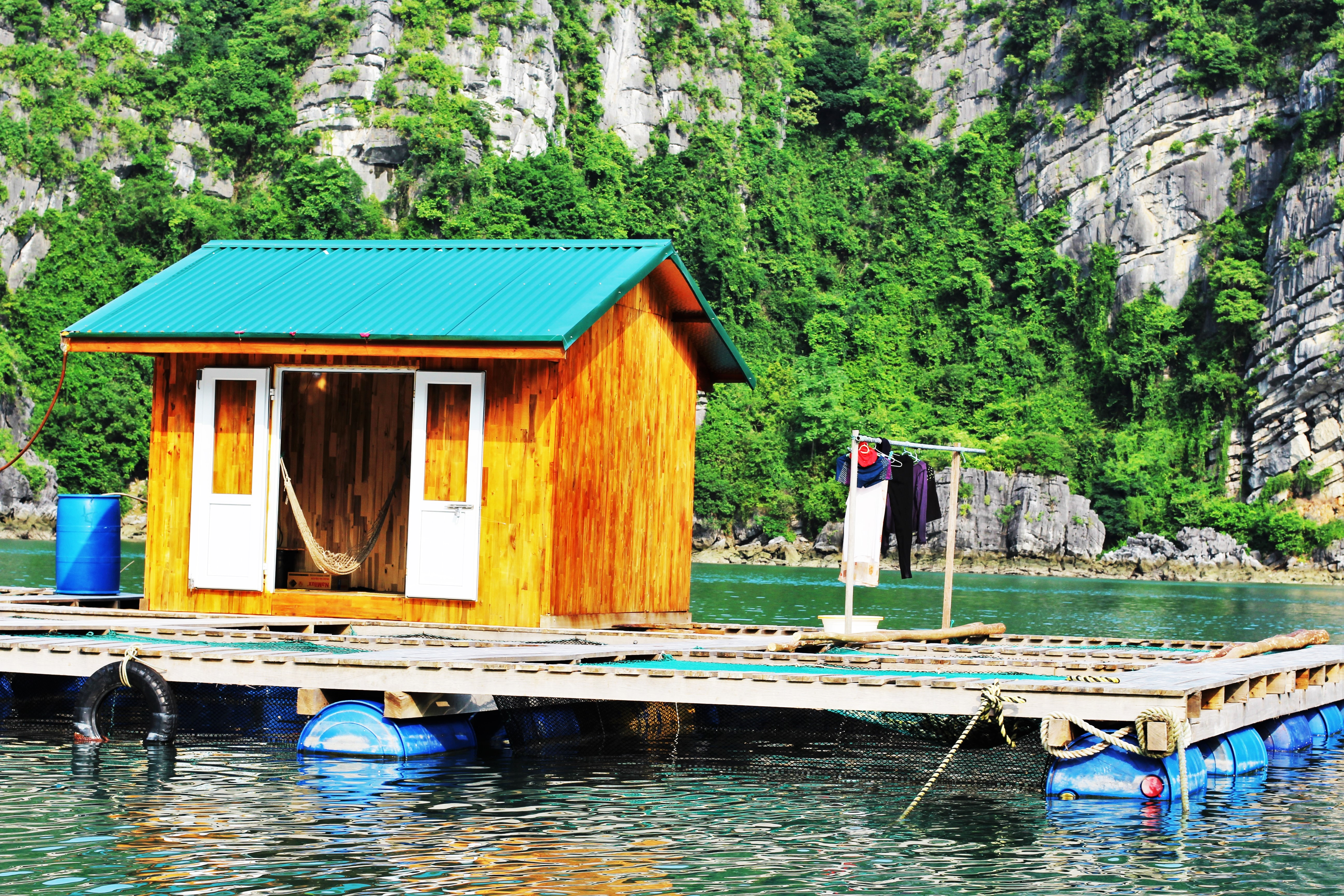 village pêcheurs halong 2