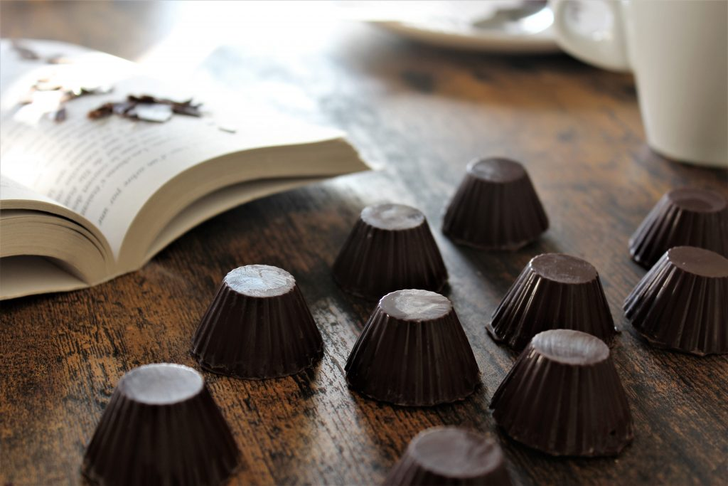 chocolat fourrés praliné noisettes3