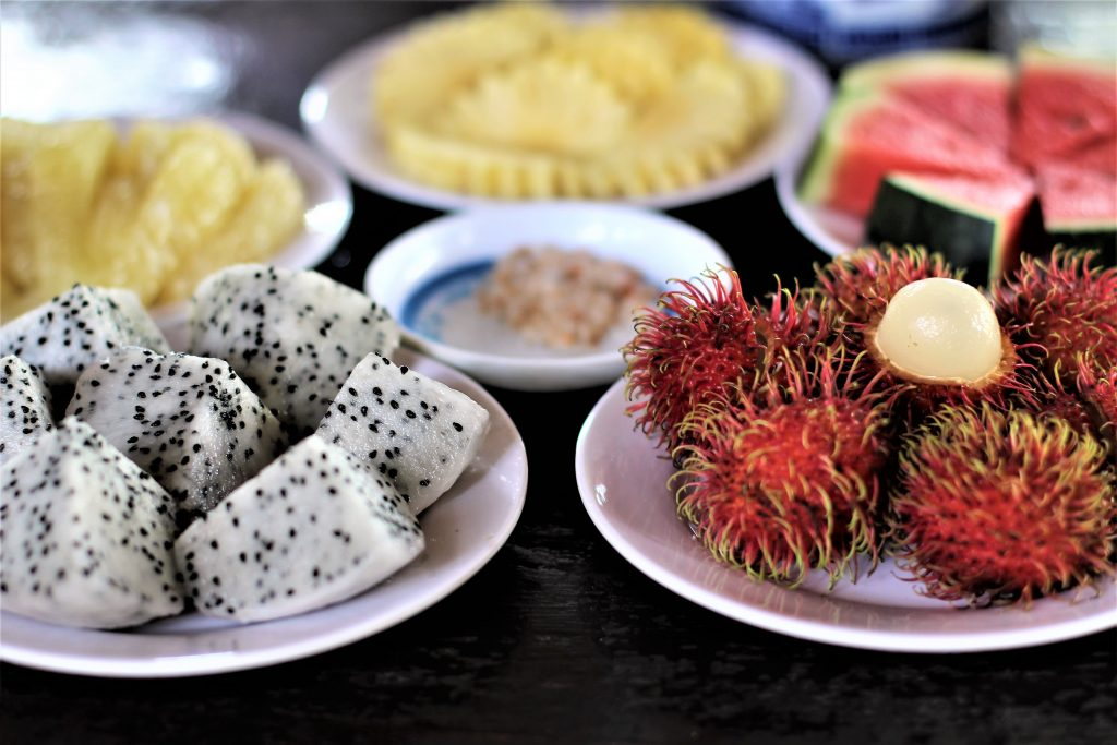fruits Vietnam